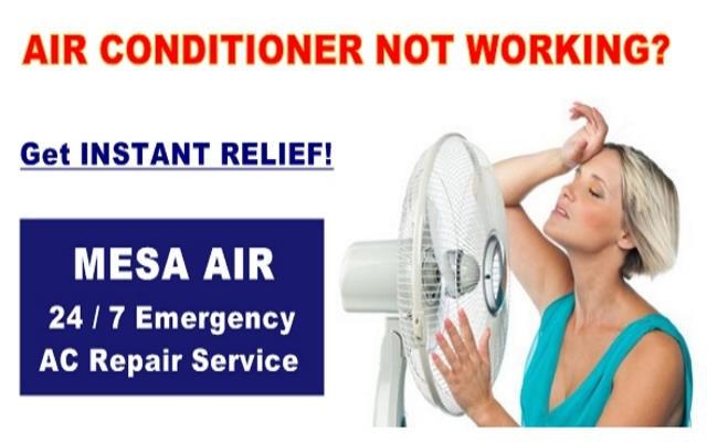 mesa air conditioning